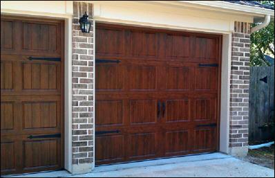 Before Amp After Garage Door Installations Northside