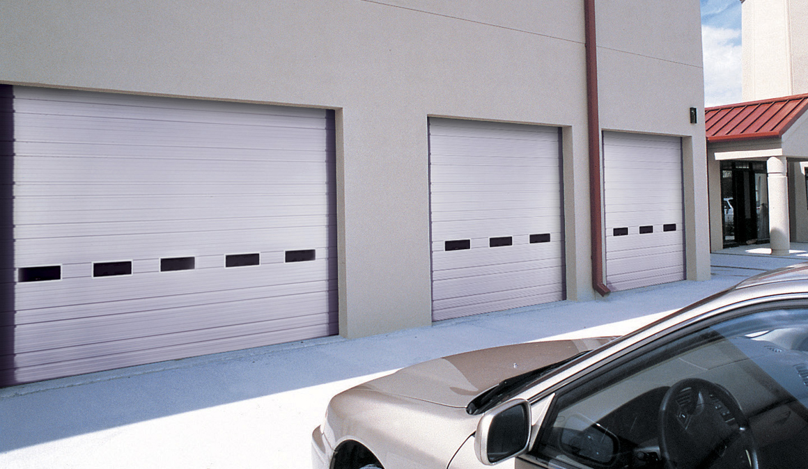 Industrial Series Commercial Overhead Doors by Clopay