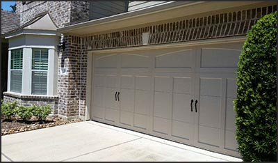 Clopay Coachman garage door