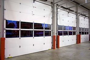 Clopay Commercial Overhead Doors in Greater Houston.