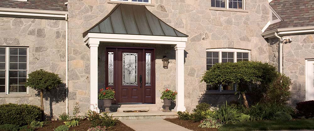 Clopay entry doors  in Greater Houston area.