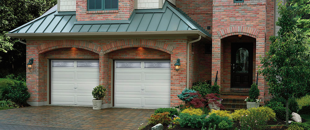 build your garage door or entry door with our interactive design tools