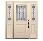Clopay Garage Doors - Smooth fiberglass collection