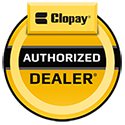 Northside Overhead Doors is an Authorized Clopay garage door dealer