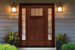 Clopay Entry Doors in Greater Houston.